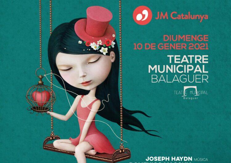 La companyia de Teatre de les Comèdies interpretarà l'òpera 'La Canterina' el proper 10 de gener