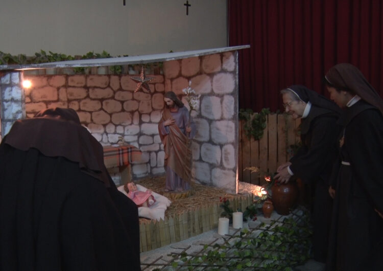 Balaguer avança la Missa del Gall i les clarisses cantaran a la mitjanit per recordar el naixement de Jesús
