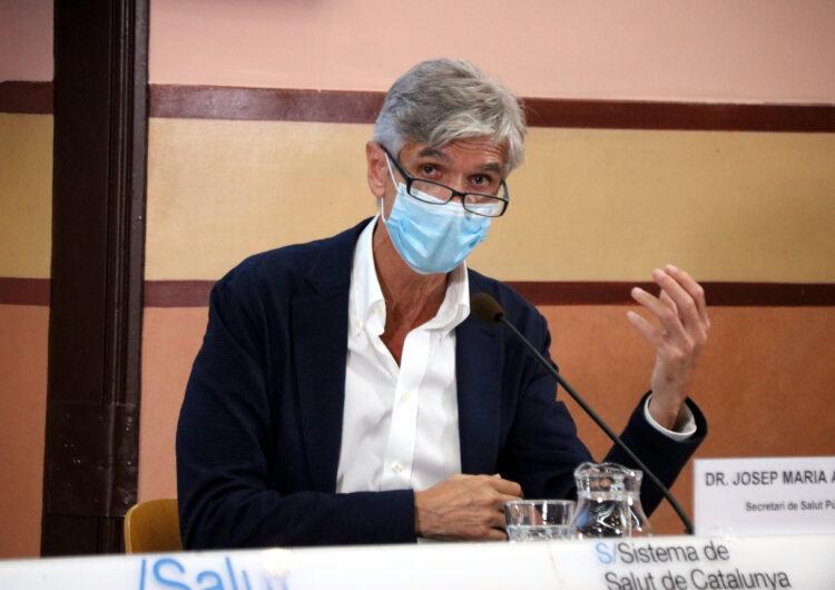 Argimon preveu que hi hagi immunitat de grup a Catalunya a la tardor