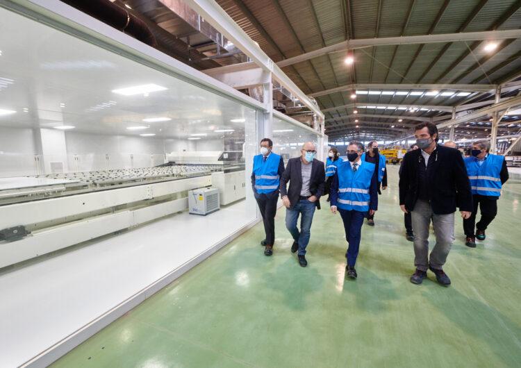 L'empresa Cricursa de la Sentiu de Sió guanya un concurs a Hong Kong que li permetrà crear prop de 100 llocs de treball