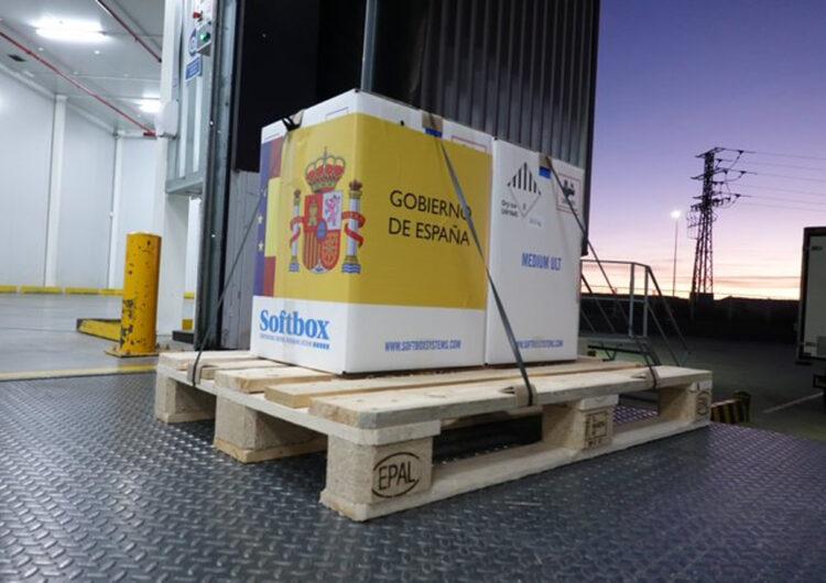 Primer dia de vacunació de la Covid-19 a Catalunya