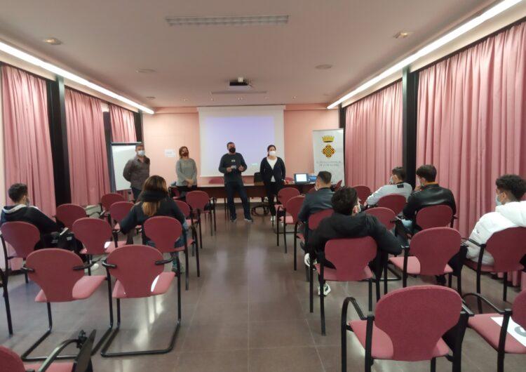Curs de prevenció i detecció d'assetjament juvenil per a joves migrats sols