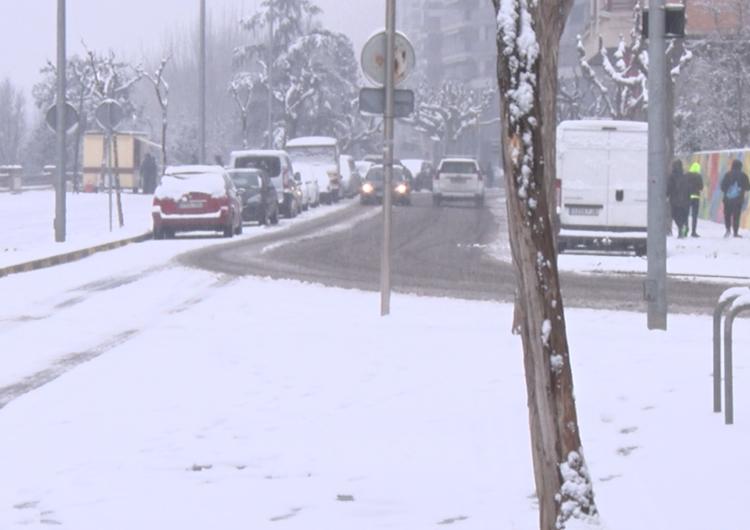 El Col·legi de Mediadors d'Assegurances de Lleida aconsella sobre els danys patits per la Filomena