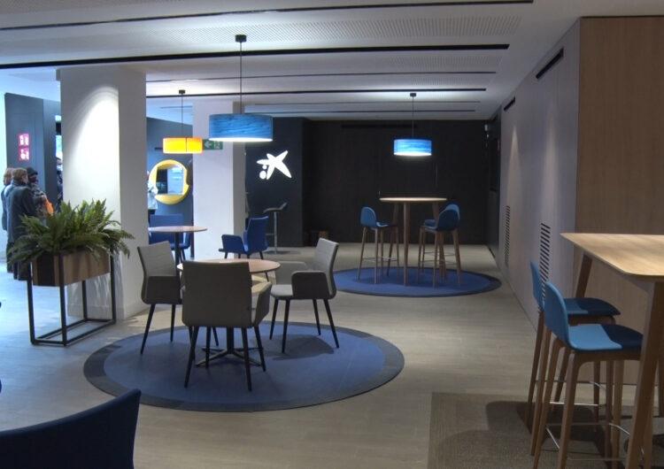 CaixaBank amplia la seva oficina de Balaguer