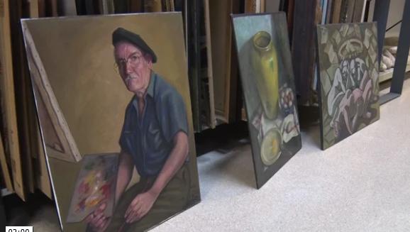 La família de Marcel·lí Bergé fa una crida per documentar l'obra del pintor