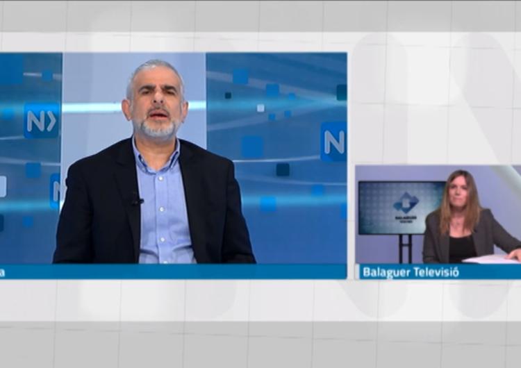 Notícies en Xarxa: Entrevista a Carlos Carrizosa