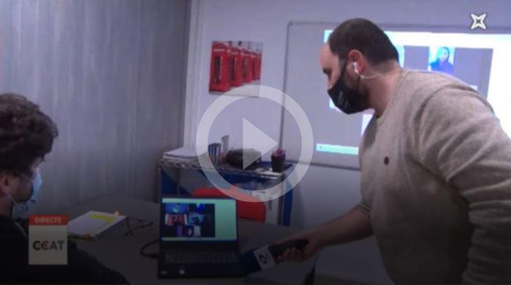 Connecti.cat: Acadèmies d'idiomes i de repàs volen donar classes presencials com els centres oficials públics