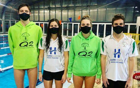 Quatre nedadors del CEN Balaguer disputaran l'Open Internacional de Catalunya de natació