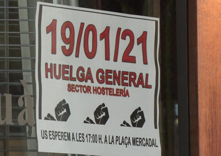 La restauració de Balaguer continua amb les seves accions de protesta