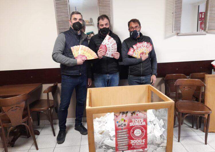 L'Associació de Comerciants ACB de Balaguer lliura els premis de la campanya de Nadal