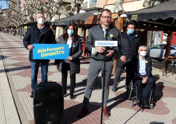 Marc Solsona reclama una llei de competitivitat per a Lleida amb una fiscalitat que permeti competir en igualtat de condicions