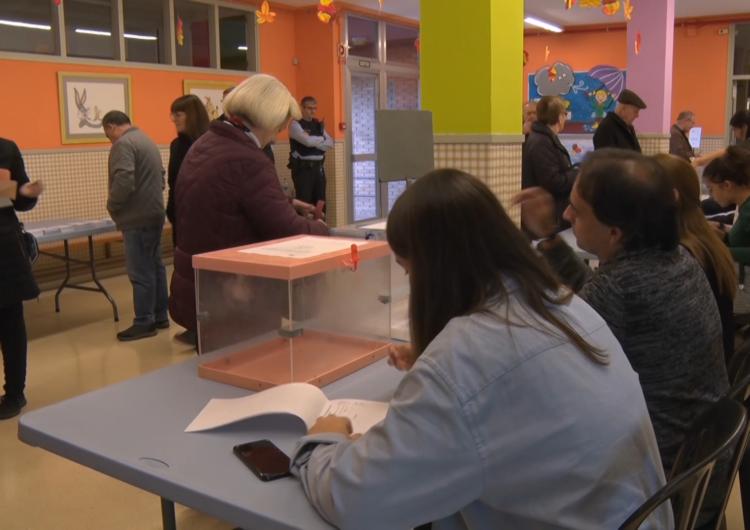 La Paeria de Balaguer torna a oferir un servei d'acompanyament per a les votacions