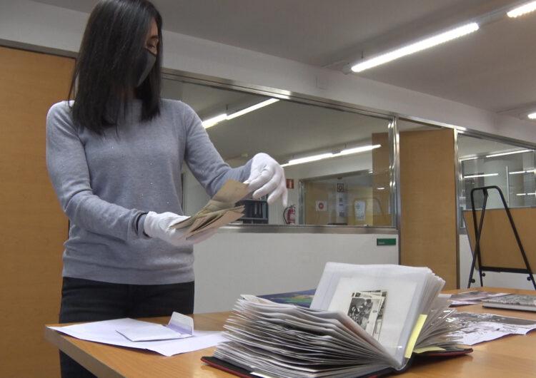 L'Arxiu de la Noguera treballa amb nous pobles de la comarca per preservar el seu fons fotogràfic històric