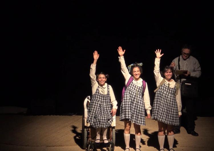 La companyia 'Campi qui pugui' porta el seu darrer espectacle a Balaguer