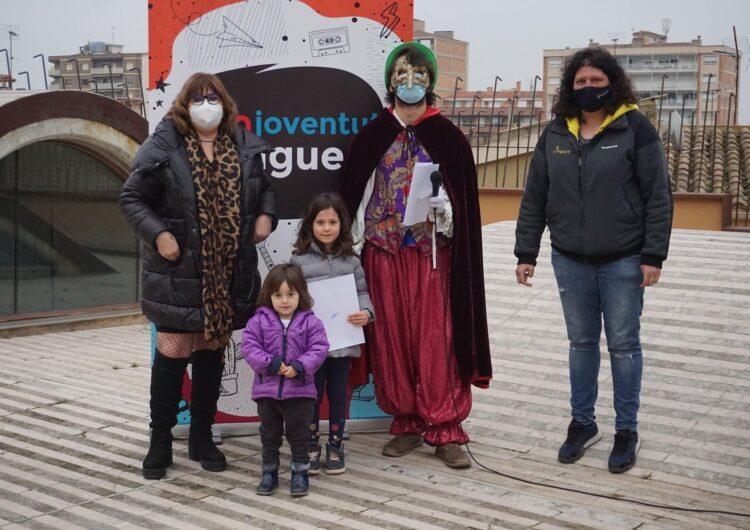 La Paeria de Balaguer lliura els premis del Carnestoltes virtual