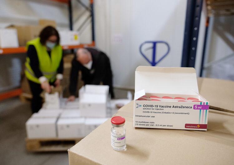 Salut anuncia que aquesta setmana arribaran a Catalunya 112.000 dosis de vacunes
