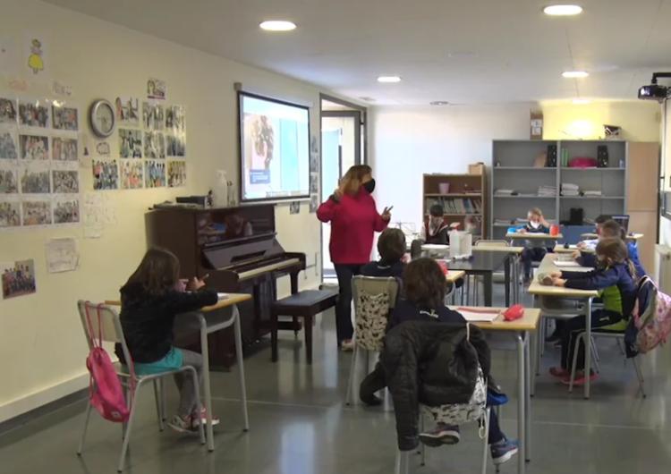 L'Escola Municipal de Música fa un balanç positiu del retorn a les classes presencials