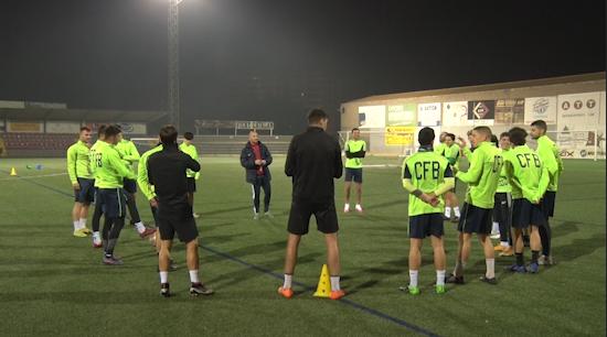 El CF Balaguer rep amb satisfacció la tornada a la competició