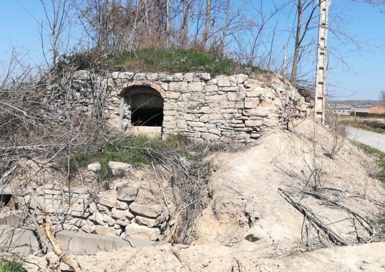 Recuperació dels antics dipòsits d'aigua potable a Bellcaire d'Urgell