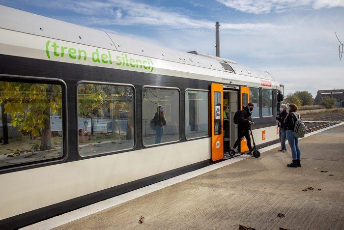 Tren Lleida-La Pobla