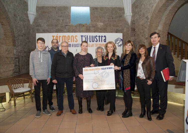 Presentació de l'obra guanyadora de la segona edició del Premi d'Àlbum Il·lustrat Vila de Térmens