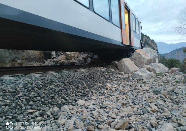 FGC preveu restablir el servei de transport ferroviari entre Balaguer i la Pobla el 16 d'abril