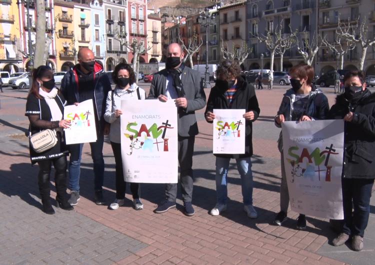 La Paeria presenta els actes per la diada de Sant Jordi d'enguany