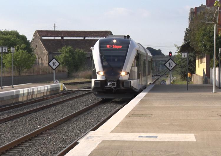 FGC licita un nou contracte de manteniment per la línia de tren Lleida-La Pobla