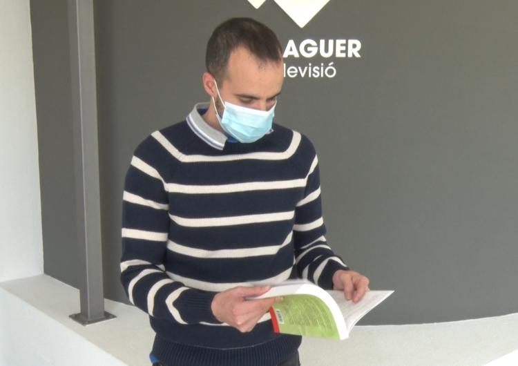 El balaguerí Aleix Pàmies presenta el seu nou llibre 'Prevención y tratamiento integrativo del cáncer'