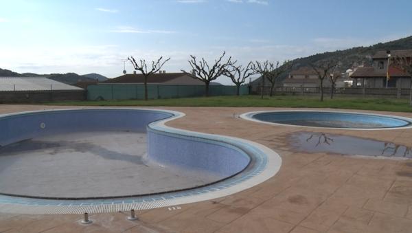Les piscines d'Os de Balaguer seran d'aigua salada
