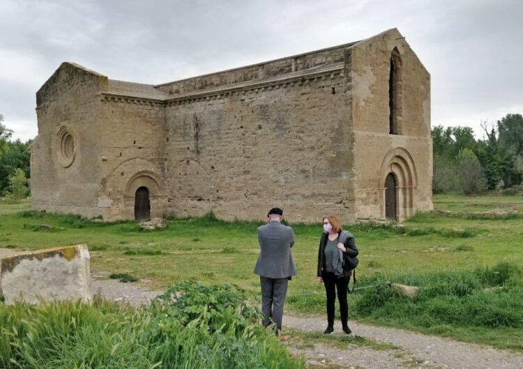 Balaguer impulsa un pla d'actuacions per protegir el monestir de Santa Maria de les Franqueses
