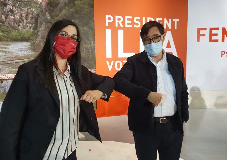 El PSC proposa a Lorena González com a senadora autonòmica