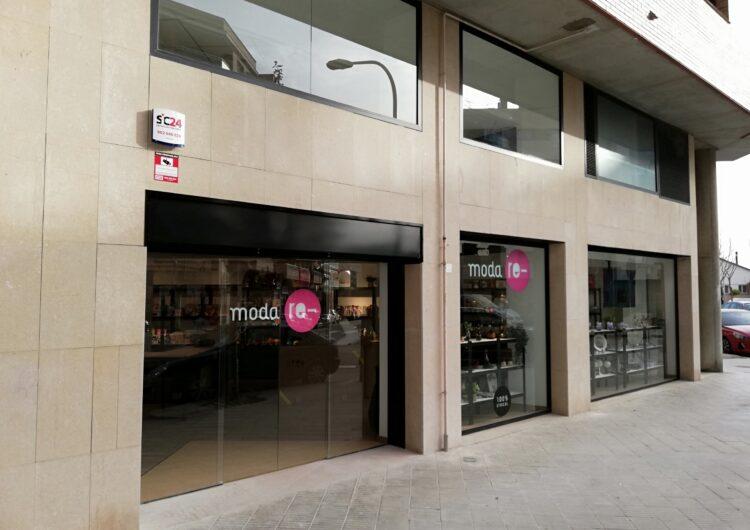 Càritas d'Urgell obre a Balaguer la primera botiga Moda Re- a la comarca de la Noguera