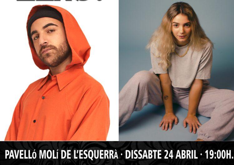Nil Moliner i Suu, actuaran a Balaguer en el marc de Fira Q