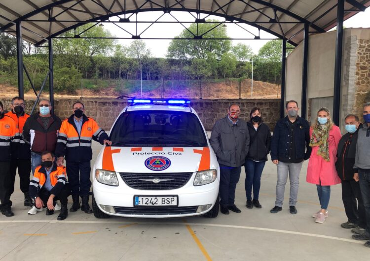 Bellcaire, Montgai, Penelles i Agramunt compartiran vehicle de protecció civil