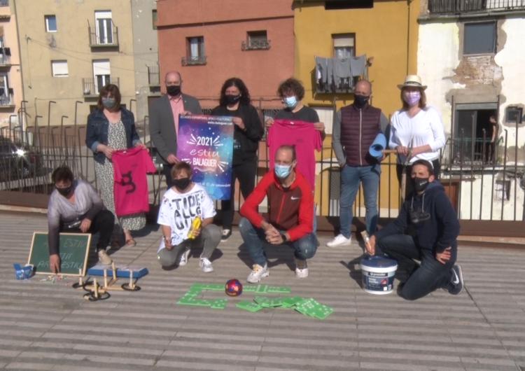 La Paeria de Balaguer presenta les Estades d'estiu 2021