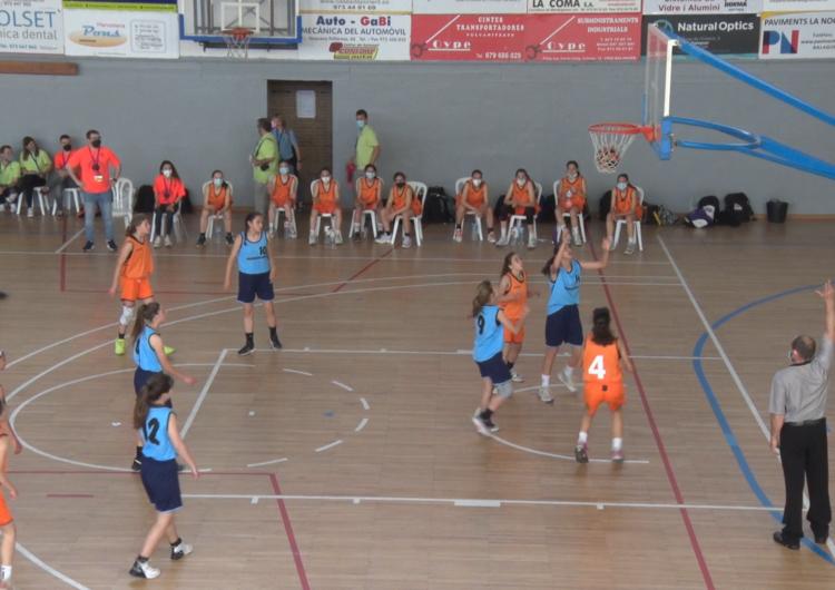 Balaguer acull el torneig de seleccions territorials infantil de bàsquet