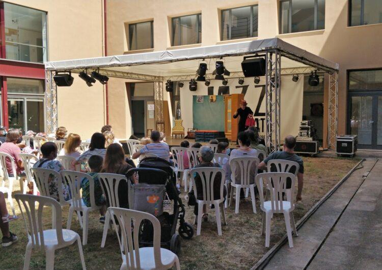 'La bruixa del Jazz' tanca la 4a edició de Jazz al pati
