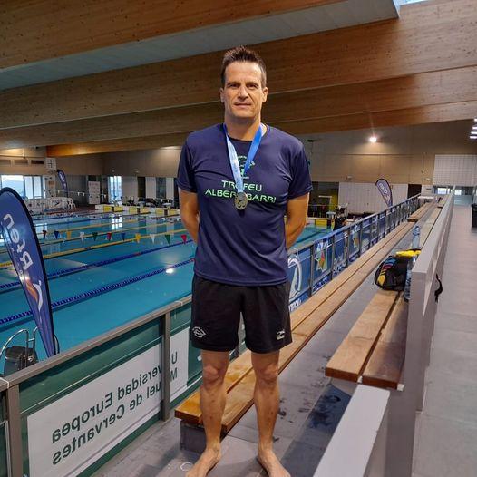 El nedador del CEN Balaguer Lluís Pijuan guanya el Campionat Estatal de llarga distància de natació