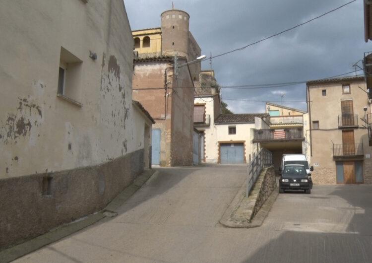 Os de Balaguer substitueix tot el clavegueram de la part vella del municipi