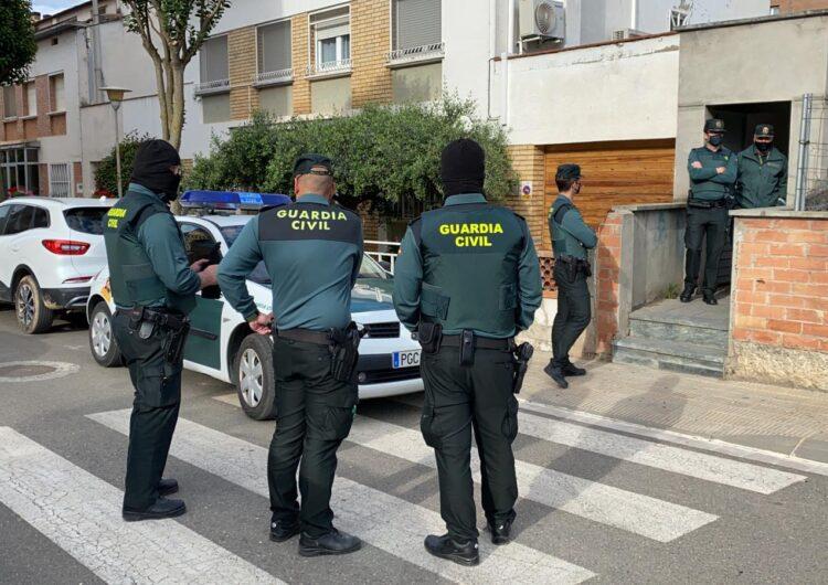 Decomissats 10 quilos d'heroïna i 300.000 euros en efectiu en l'operatiu antidroga a Lleida i Balaguer