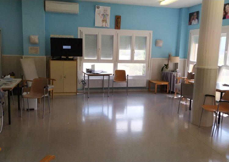 Reobre la residència d'avis i el centre de dia d'Àger després de més d'un any de tancament