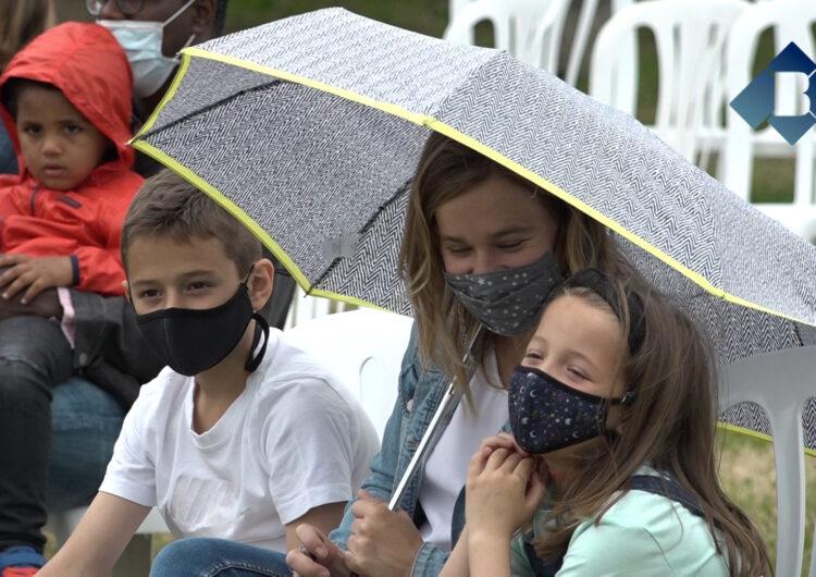 """La pluja obliga a suspendre l'estrena del cicle d'espectacles infantils """"Assolellats"""" de Balaguer"""