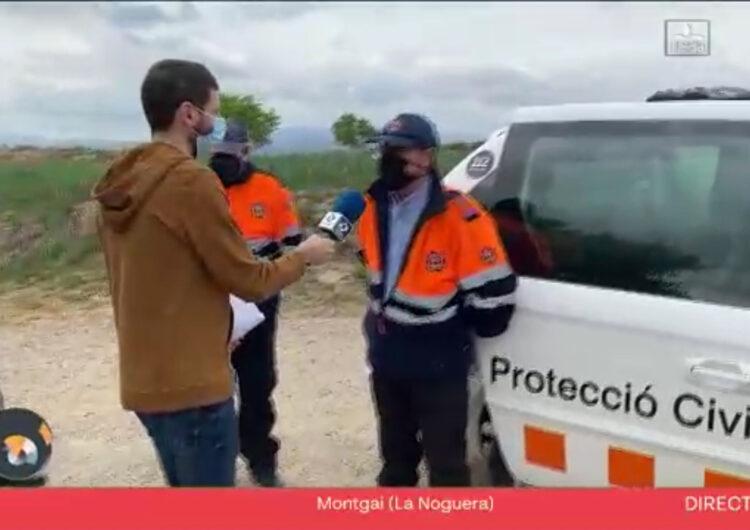 Connecta Lleida Pirineus: Montgai, Penelles, Bellcaire i Agramunt compartiran els serveis de Protecció Civil