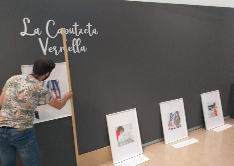 Connecta Lleida Pirineus: El Museu Comarcal de la Noguera estrena l'exposició 'Temps era temps' sobre contes infantils