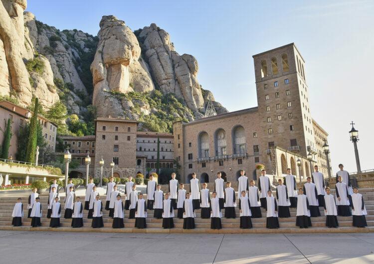 Entrades exhaurides pel concert del cor de l'Escolania de Montserrat al Juliol de Música i Poesia