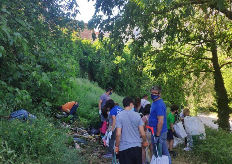 Àger se suma al 'Let's Clean Up Europe' i impulsa una recollida de residus al municipi