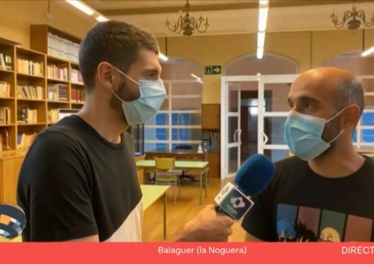 Connecta Lleida Pirineus: Alumnes de 1r d'ESO de l'Institut Ciutat de Balaguer guanyen el primer premi 'Planter de sondeigs i experiments'