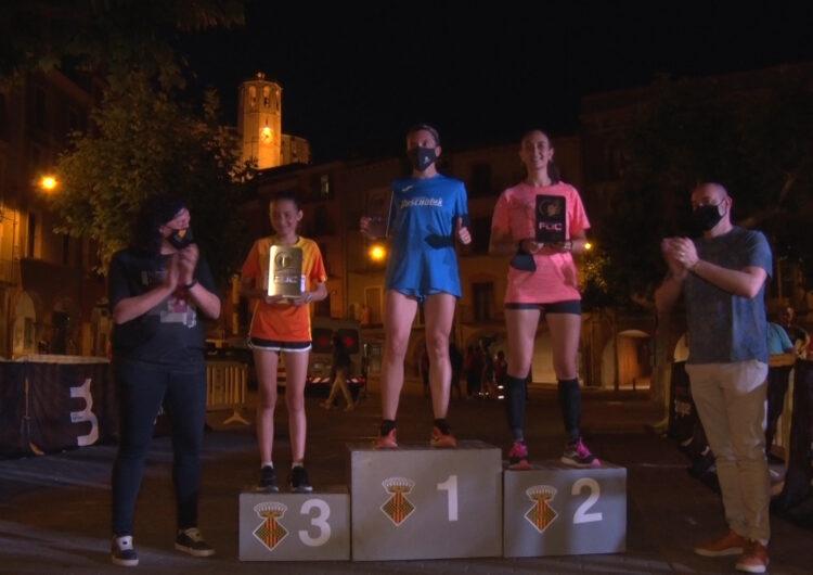 Mohamed Nouri i Laura Fernández guanyen la cursa del foc
