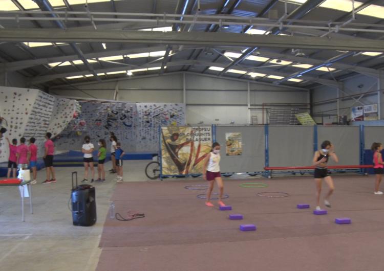 Comença un estiu més el Tecni Camp a Balaguer